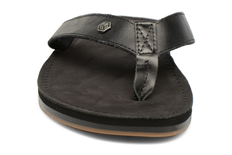 Tongs Cool Shoe Sand Bleu vue portées chaussures
