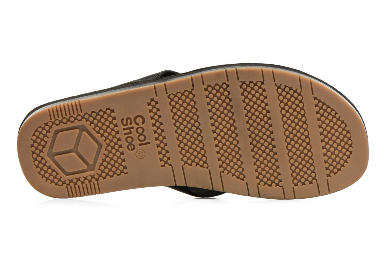 Tongs Cool Shoe Sand Bleu vue haut