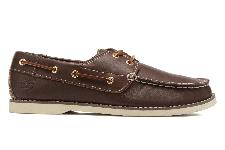 Chaussures à lacets Timberland Seabury Classic 2Eye Boat Marron vue derrière