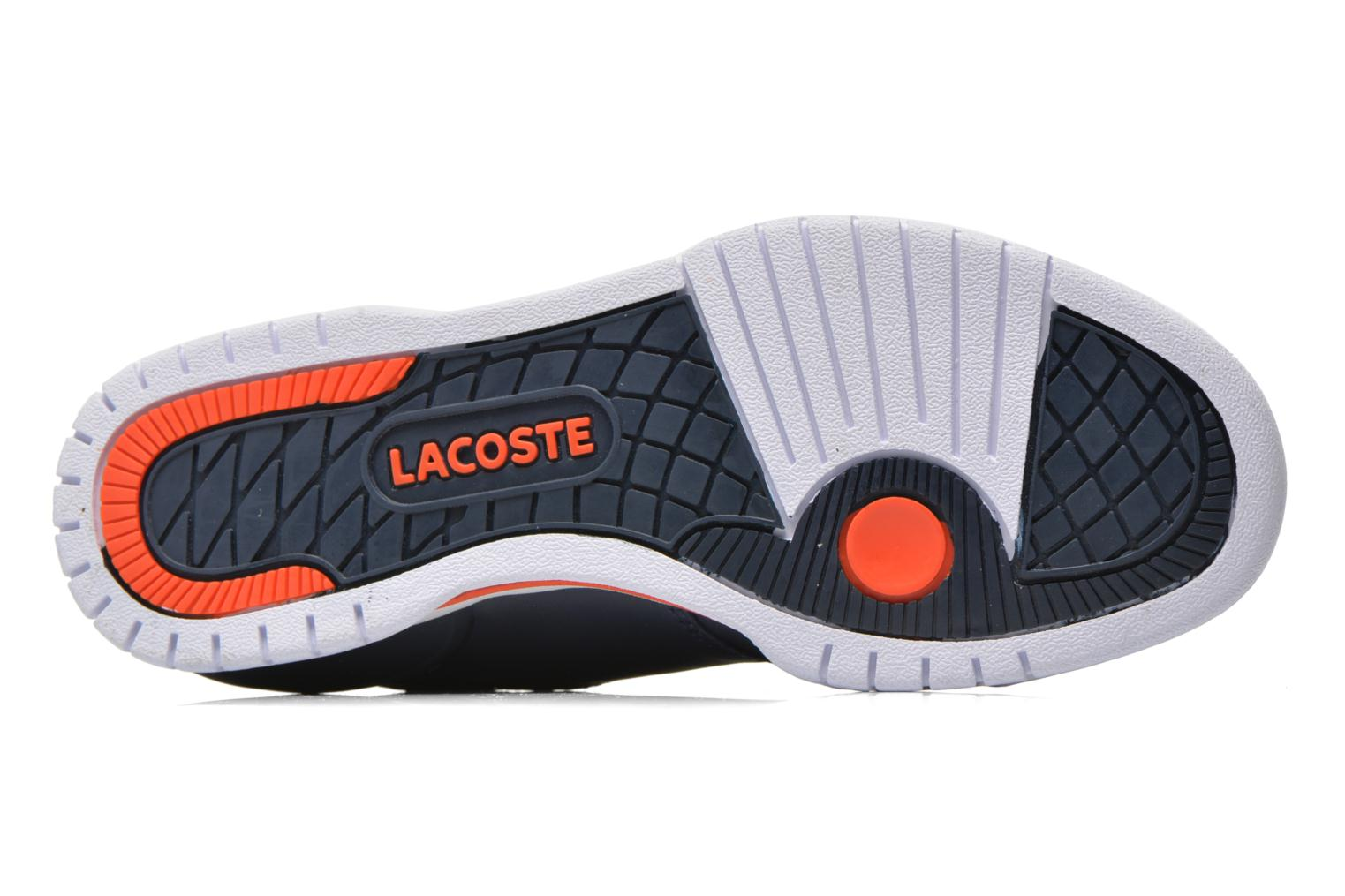Dark Grey Lacoste Indiana 216 C (Noir)