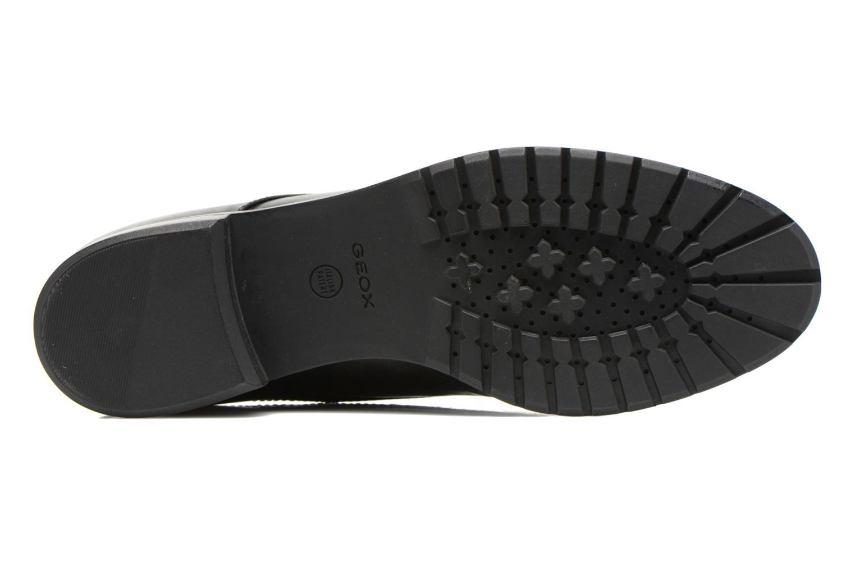 D Wallis ABX D34E5C Black
