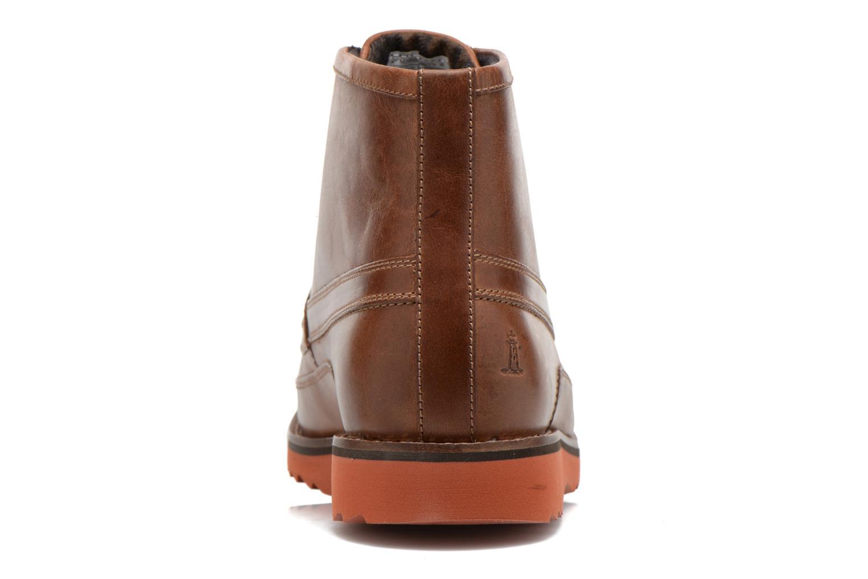 Boots en enkellaarsjes Rockport Cb hi moc Bruin rechts