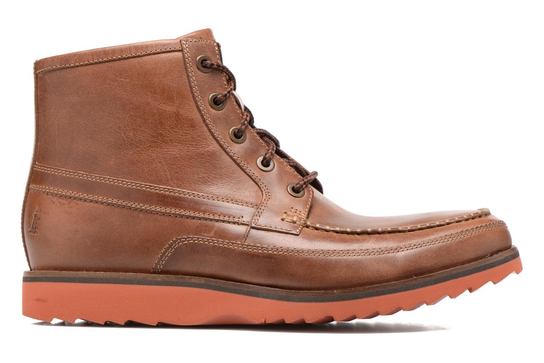 Boots en enkellaarsjes Rockport Cb hi moc Bruin achterkant