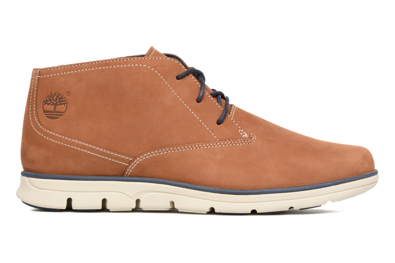 Chaussures à lacets Timberland Bradstreet PT Chukka Beige vue derrière