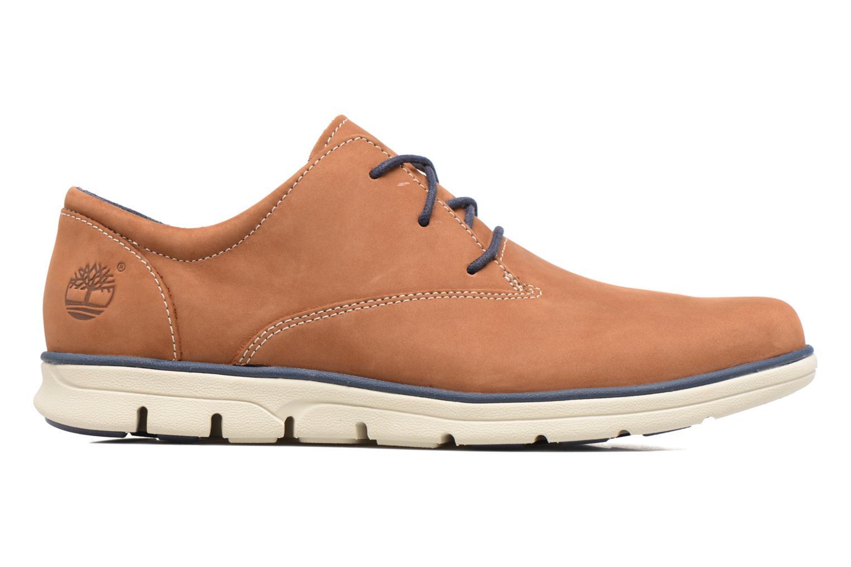 Chaussures à lacets Timberland Bradstreet PT Oxford Beige vue derrière