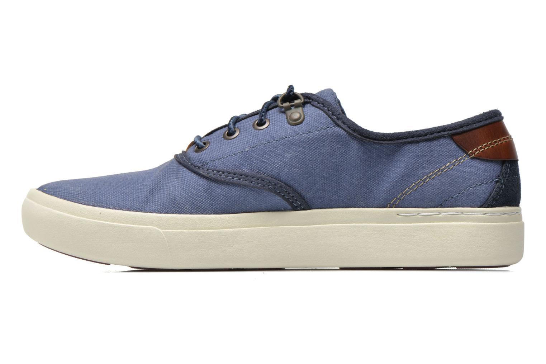 Sneaker Timberland Amherst Oxford blau ansicht von vorne