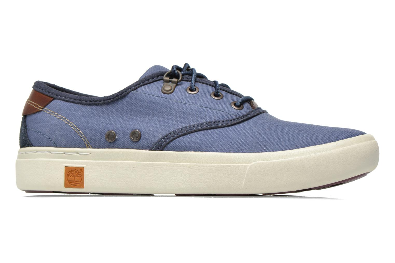 Sneaker Timberland Amherst Oxford blau ansicht von hinten