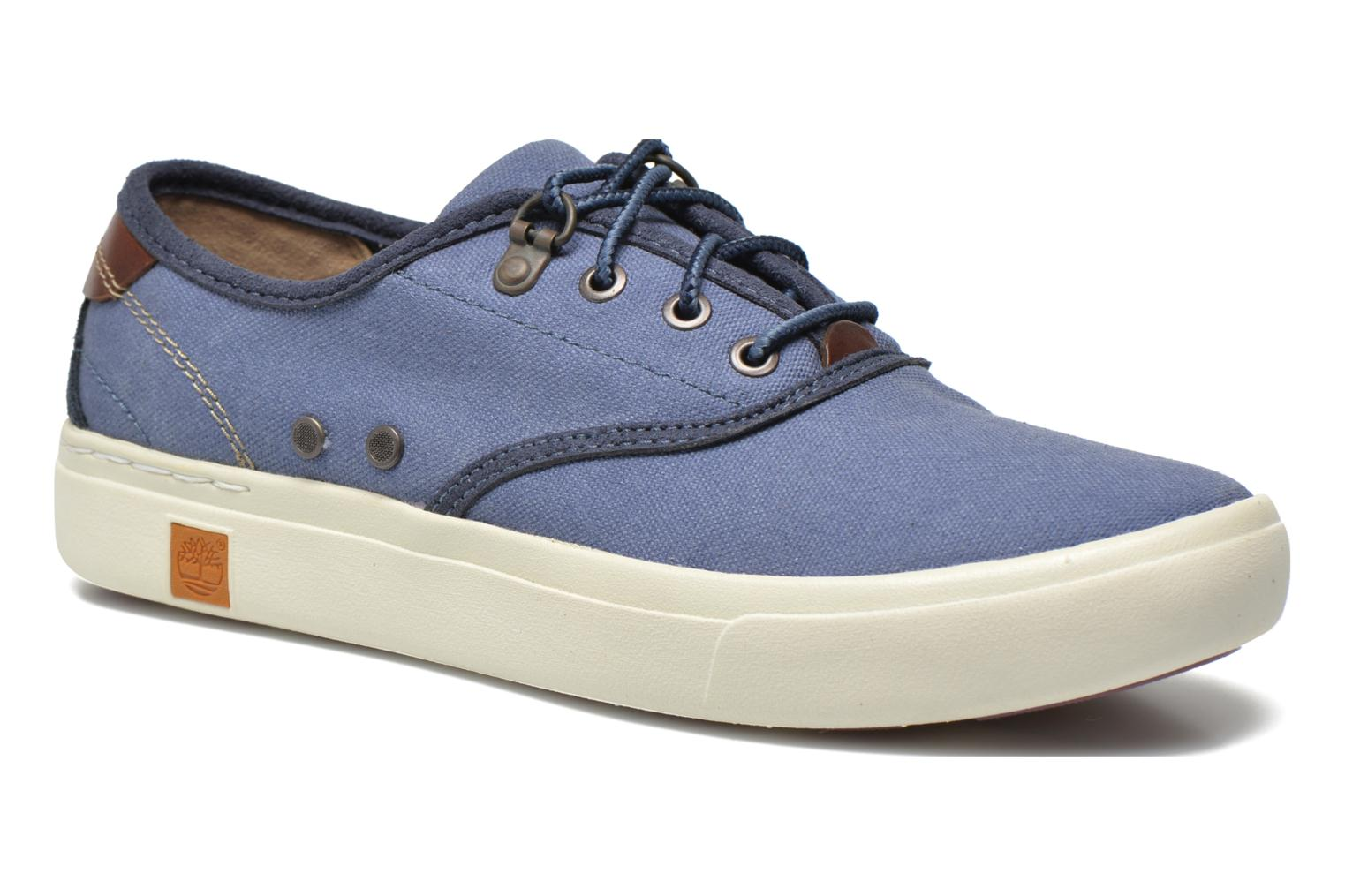 Chaussures Timberland Amherst bleues Casual homme wln1TwaUGr