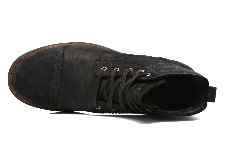 Bottines et boots UGG Parkhurst Noir vue gauche