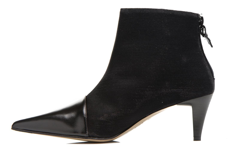 Ankle boots Elizabeth Stuart Rindy 708 Black front view