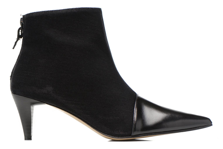 Ankle boots Elizabeth Stuart Rindy 708 Black back view