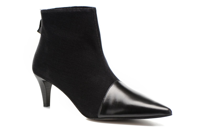 Ankle boots Elizabeth Stuart Rindy 708 Black detailed view/ Pair view