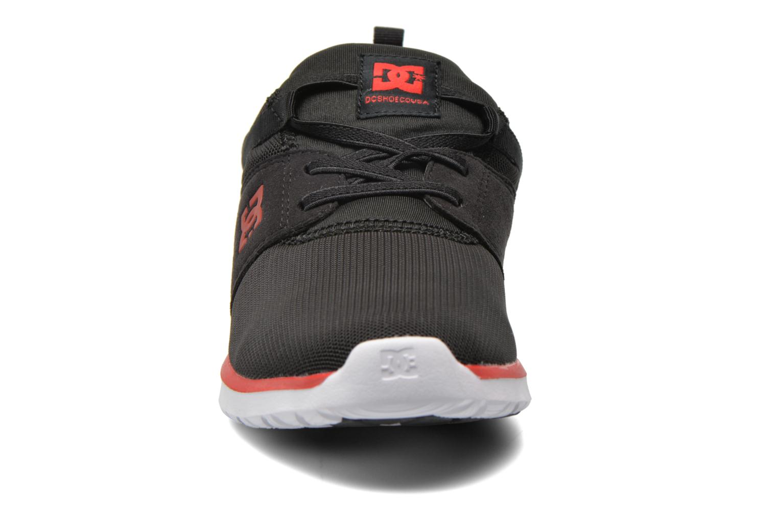Navy DC Shoes Heathrow Kids (Bleu)