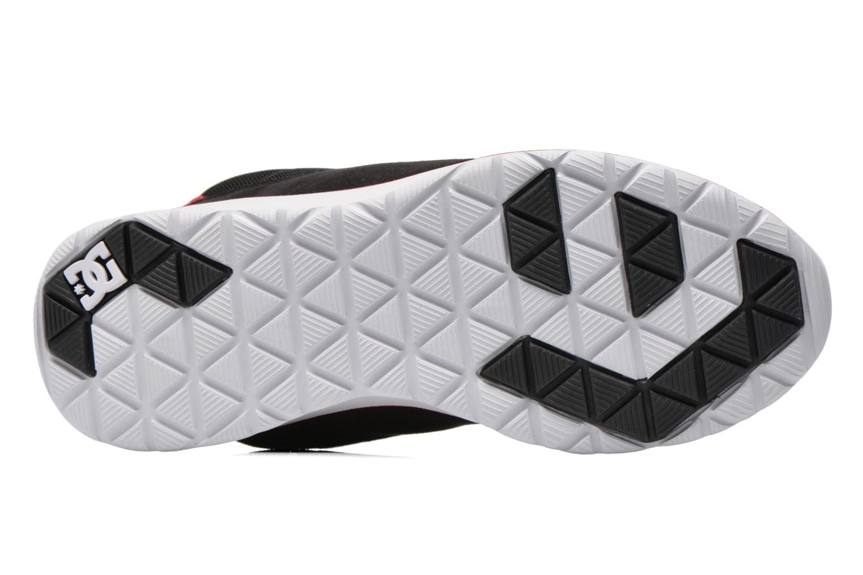 Black / white DC Shoes Heathrow Kids (Noir)