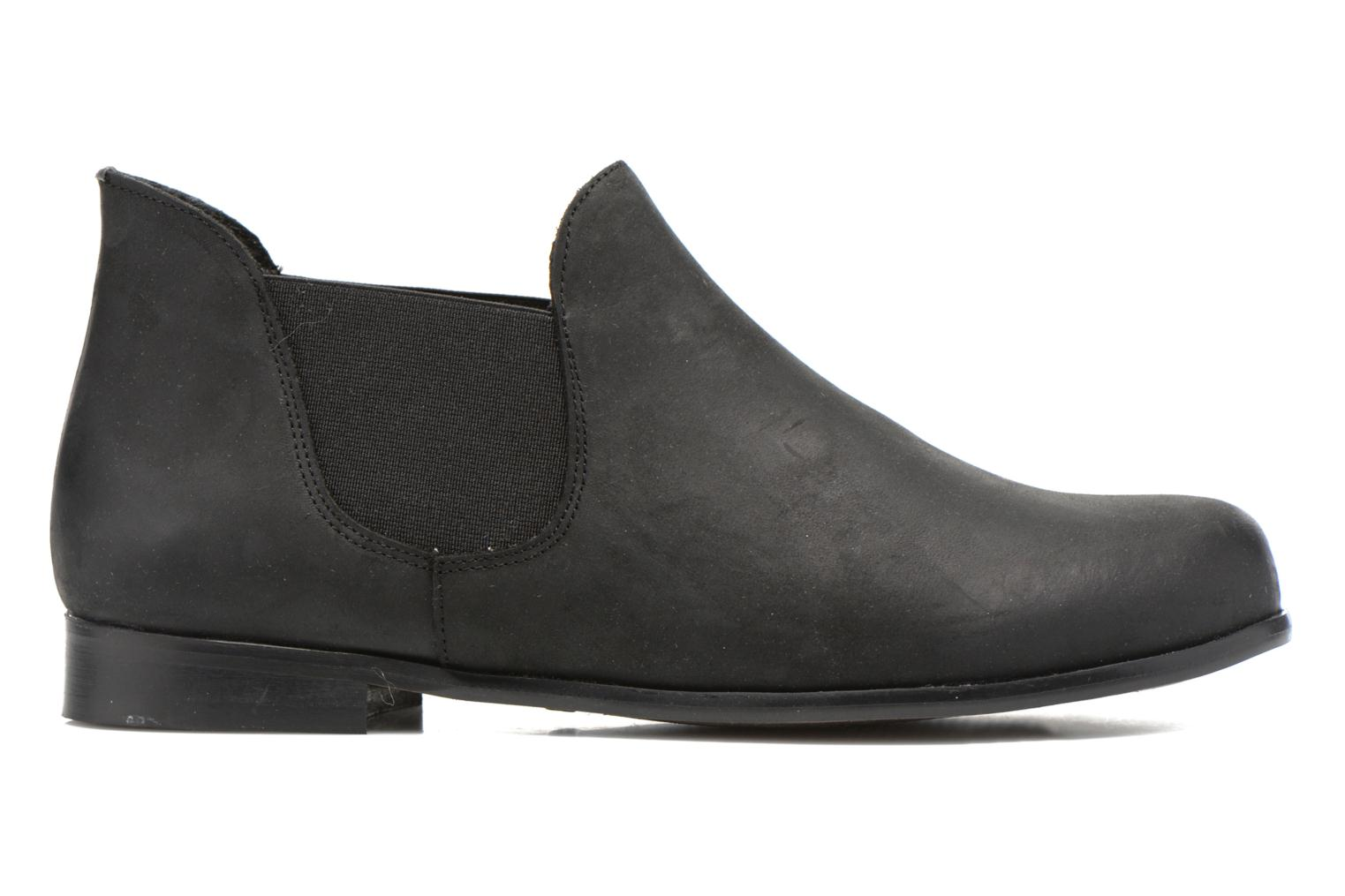 Ankle boots Buffalo Léna Black back view