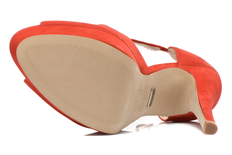 Sandaler Buffalo Alicia Röd bild från ovan