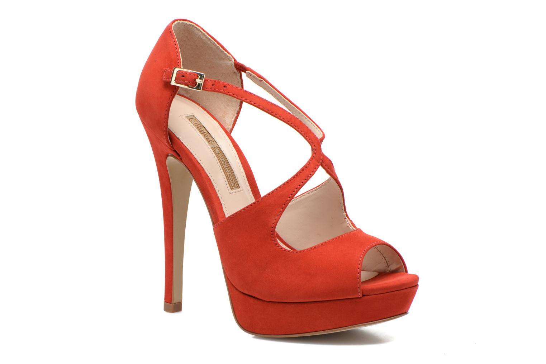 Sandalen Buffalo Alicia rot detaillierte ansicht/modell