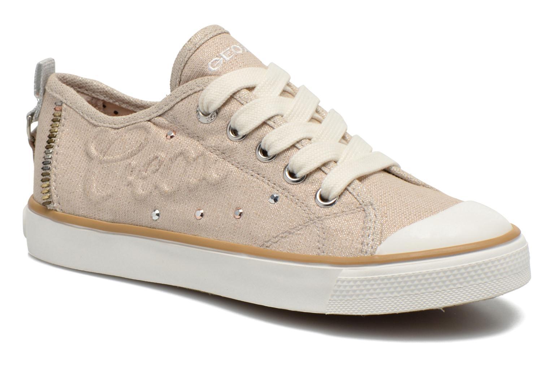 Sneaker Geox J Ciak G. E J6204E beige detaillierte ansicht/modell