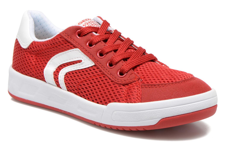 Sneakers Geox J Rolk B. E J620SE Rosso vedi dettaglio/paio