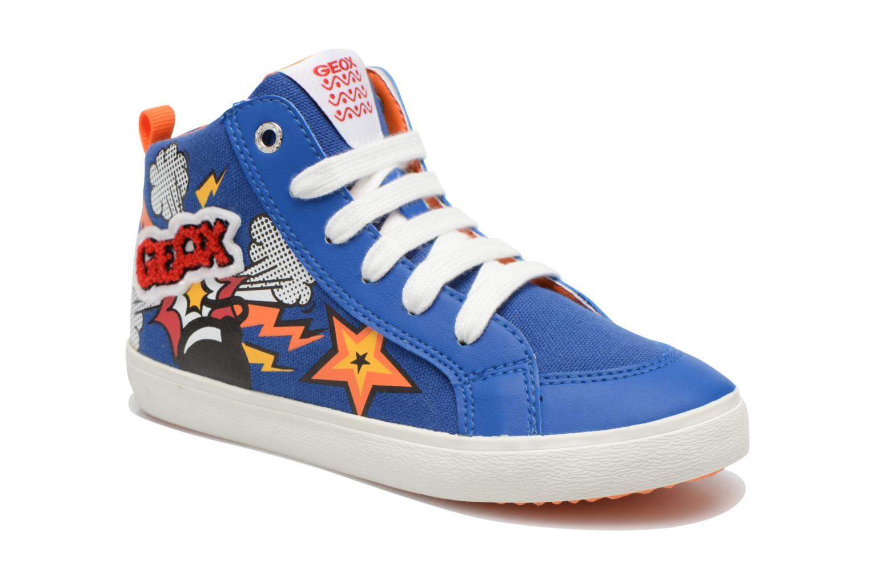 Sneakers Geox J Kiwi B. C J62A7C Azzurro vedi dettaglio/paio