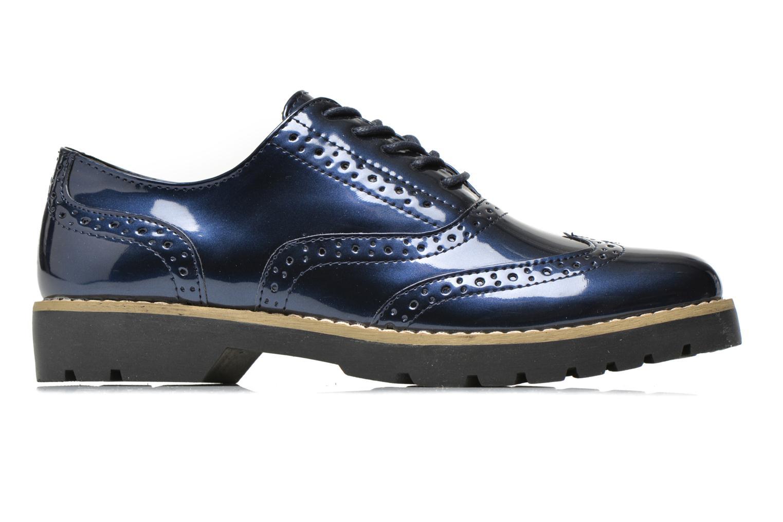 Schnürschuhe I Love Shoes THINA Size + blau ansicht von hinten