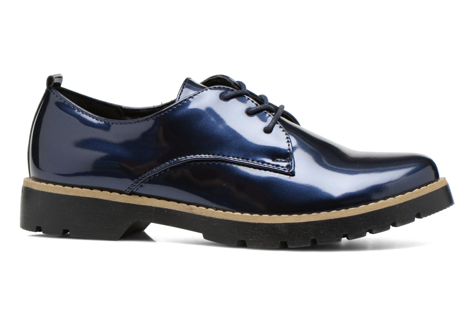 Lace-up shoes I Love Shoes THALY Blue back view