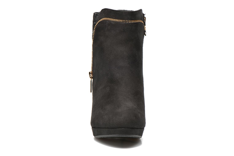 Bottines et boots Xti Foxton Beach Noir vue portées chaussures