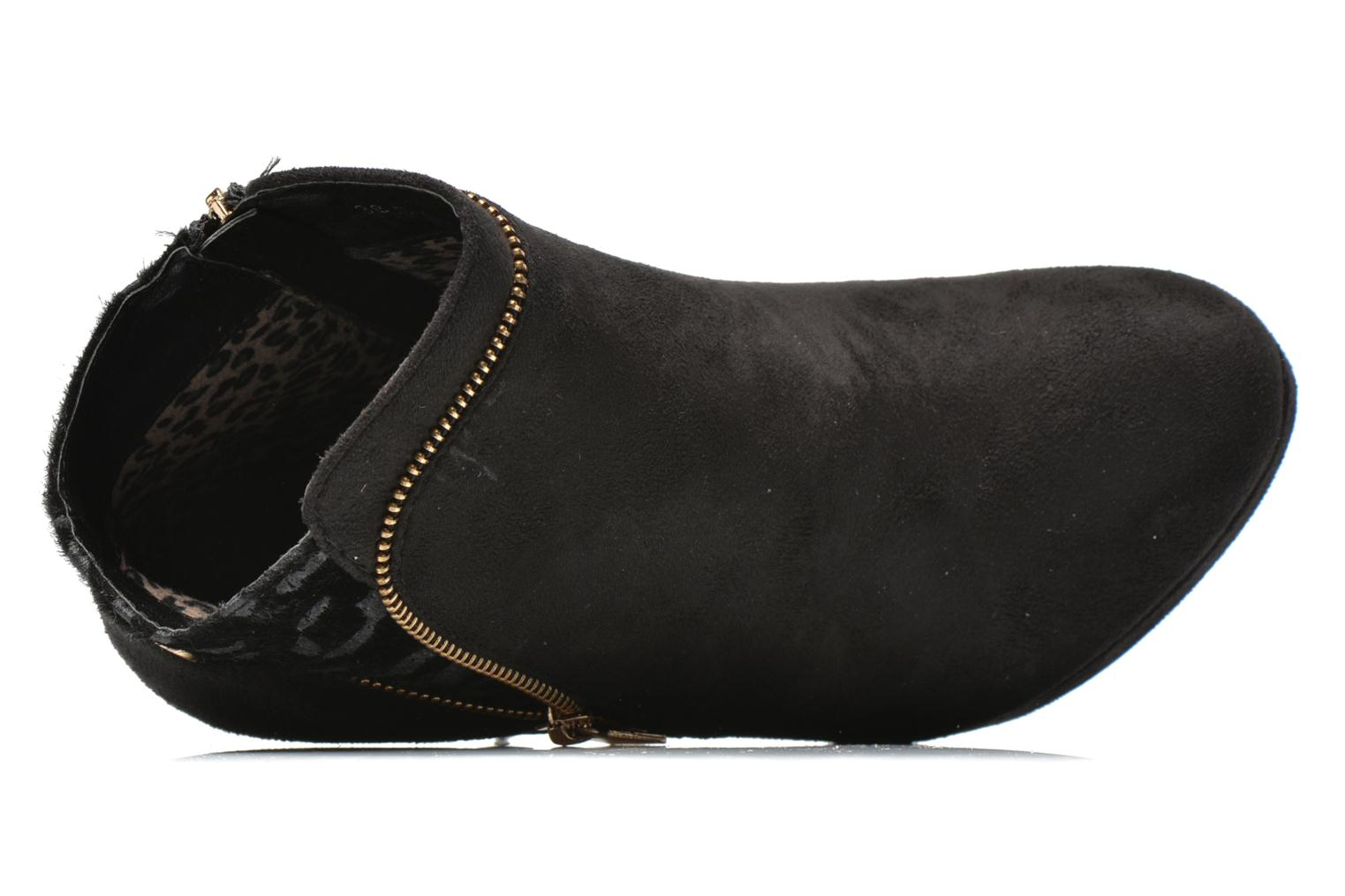 Ankle boots Xti Foxton Beach Black view from the left