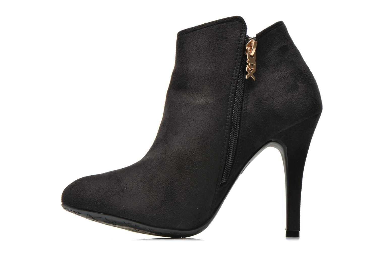 Bottines et boots Xti Zanziba Noir vue face