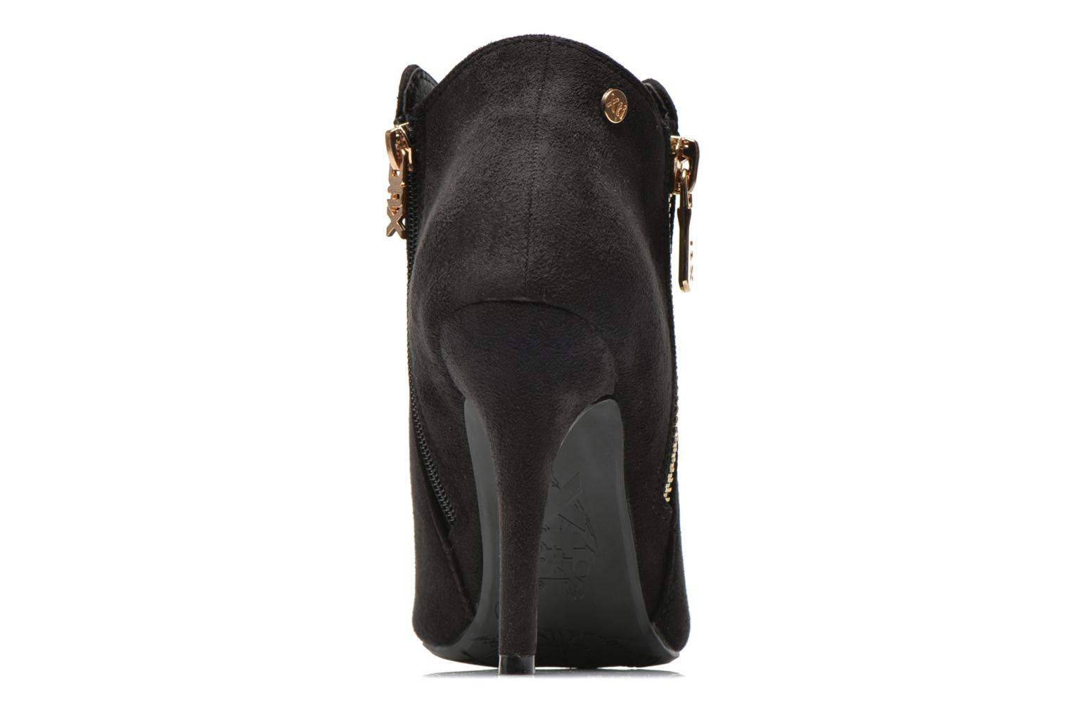Ankle boots Xti Zanziba Black view from the right