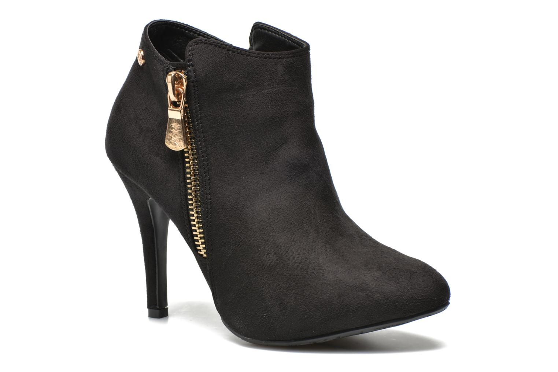 Bottines et boots Xti Zanziba Noir vue détail/paire