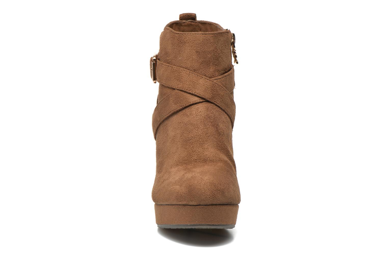 Bottines et boots Xti Magnan Marron vue portées chaussures
