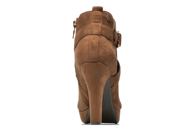 Bottines et boots Xti Magnan Marron vue droite