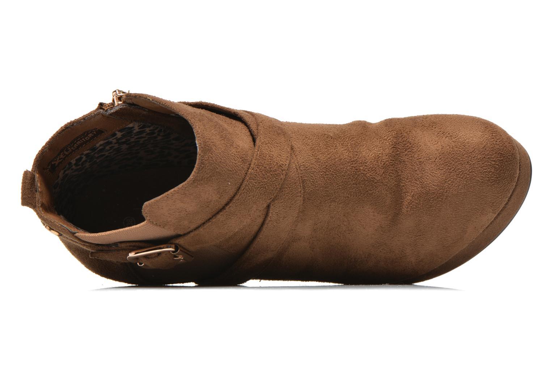 Bottines et boots Xti Magnan Marron vue gauche
