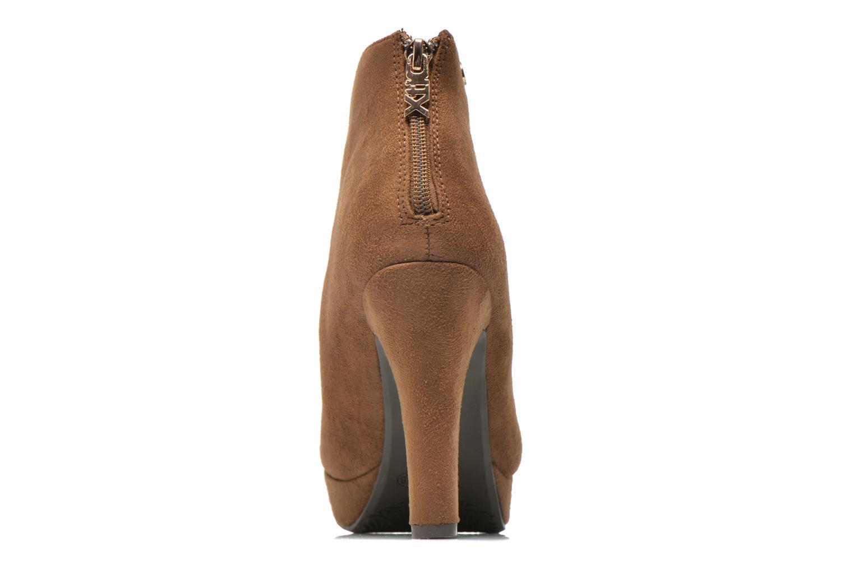 Bottines et boots Xti Hulopo Marron vue droite