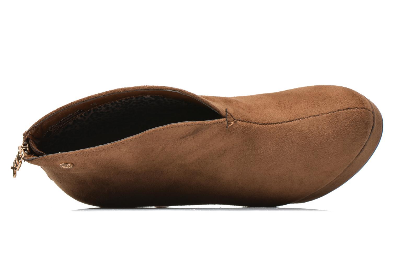 Stiefeletten & Boots Xti Hulopo braun ansicht von links