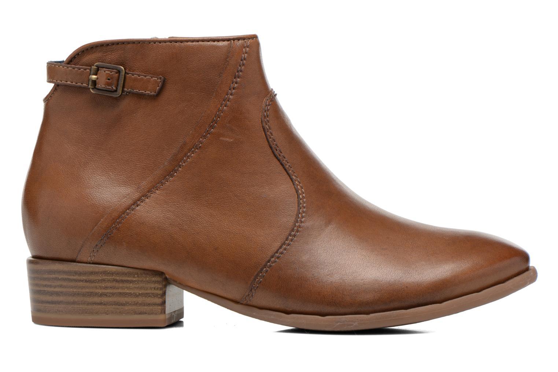 Stiefeletten & Boots Tamaris Elila braun ansicht von hinten