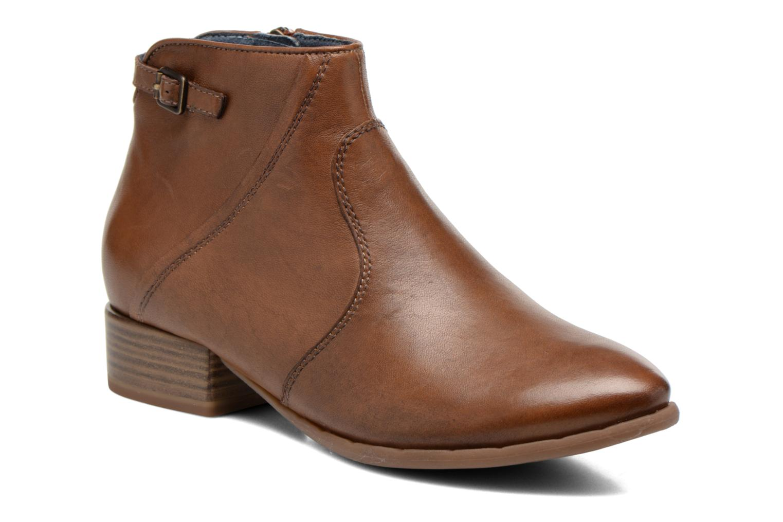 Bottines et boots Tamaris Elila Marron vue détail/paire