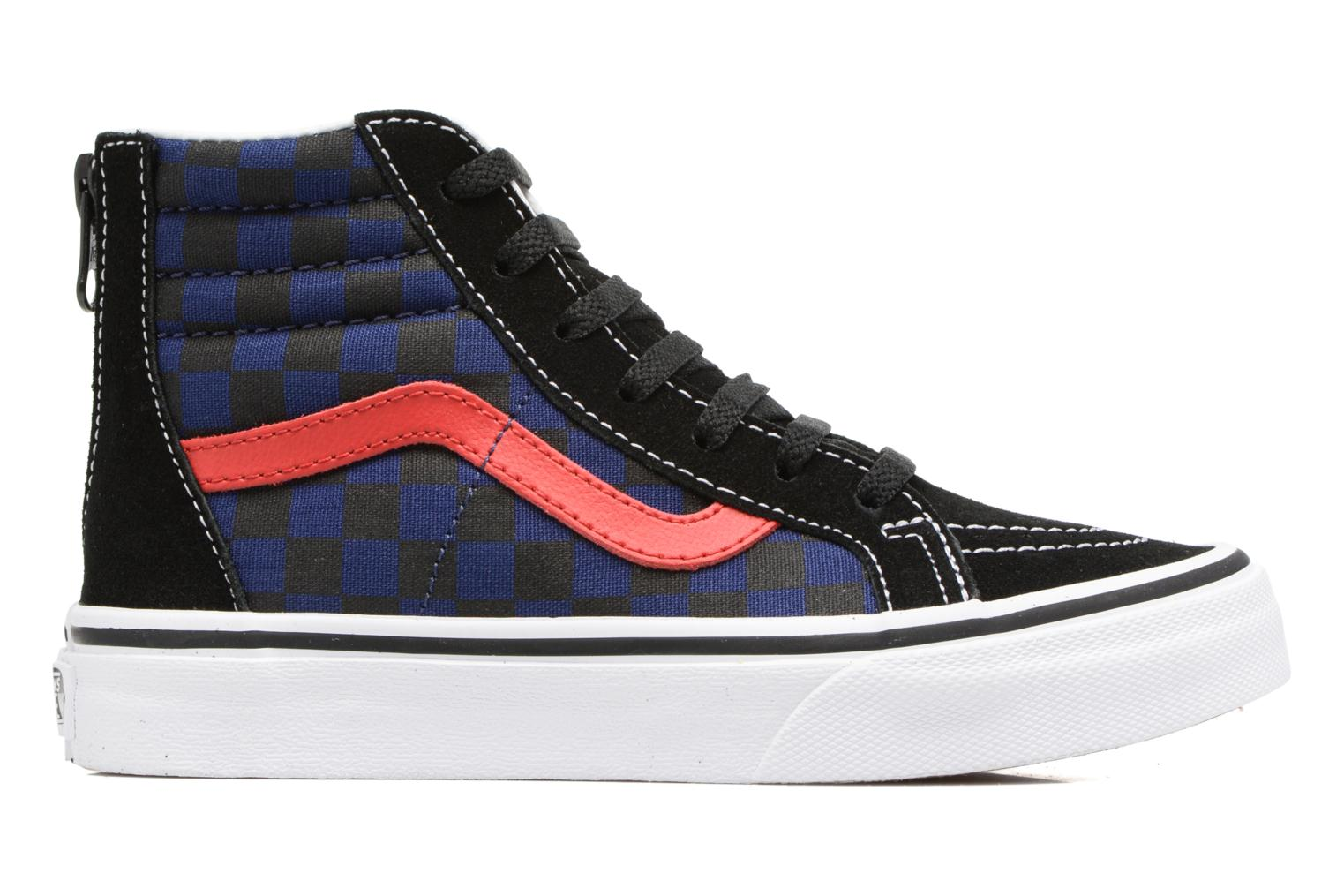 SK8-Hi Zip K Black/Blue Depths