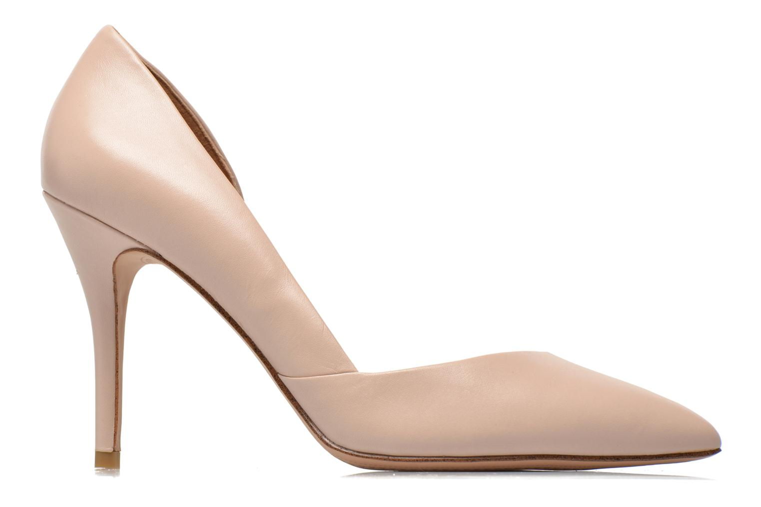 High heels What For Maney Pink back view