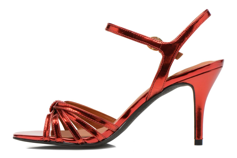 Sandali e scarpe aperte What For Salsa Rosso immagine frontale
