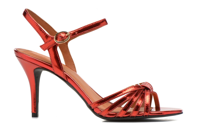 Sandali e scarpe aperte What For Salsa Rosso immagine posteriore