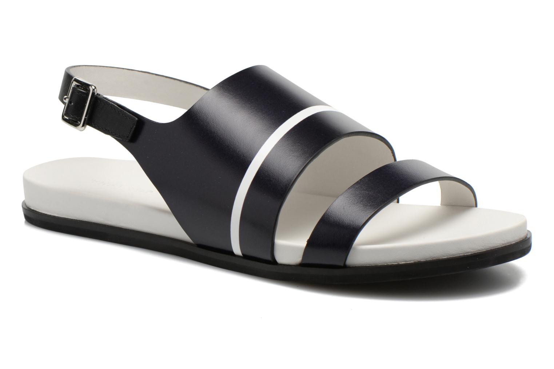 Sandales et nu-pieds What For Xenia 2 Noir vue détail/paire