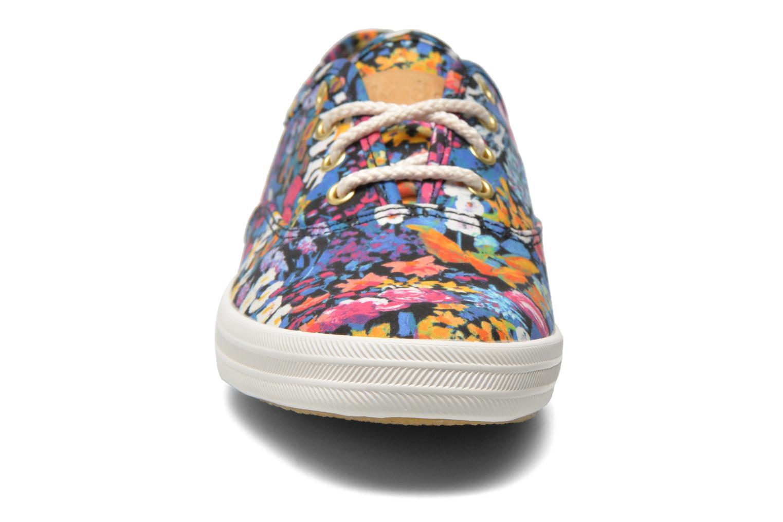 Sneaker Keds Ch Liberty Floral mehrfarbig schuhe getragen