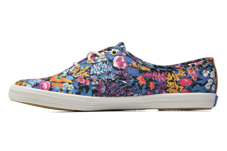 Sneaker Keds Ch Liberty Floral mehrfarbig ansicht von vorne