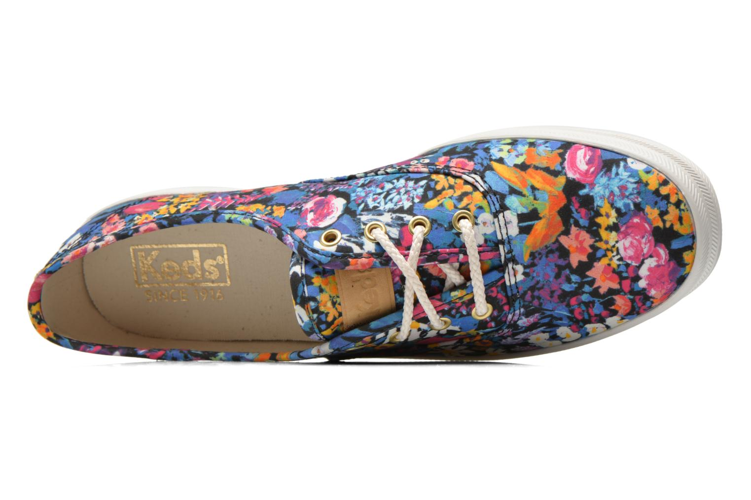 Ch Liberty Floral Blue multi