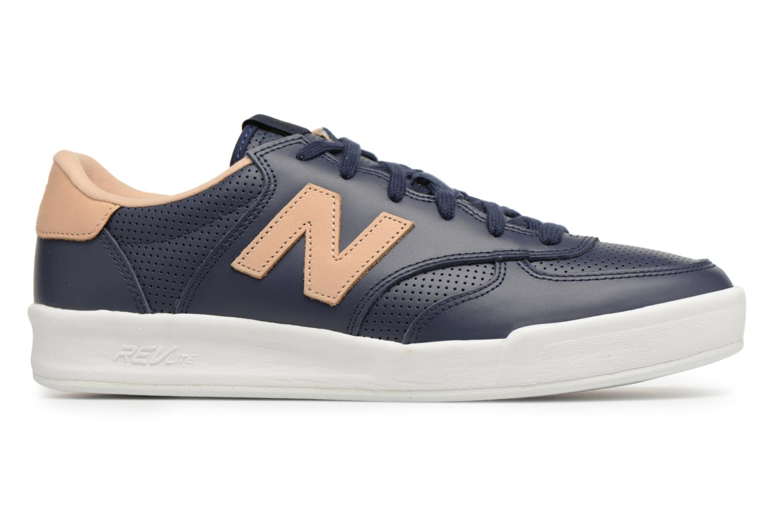 Trainers New Balance CRT300 Blue back view