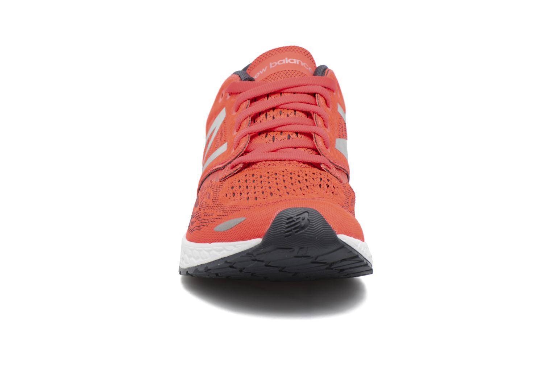 Chaussures de sport New Balance MZANT Orange vue portées chaussures