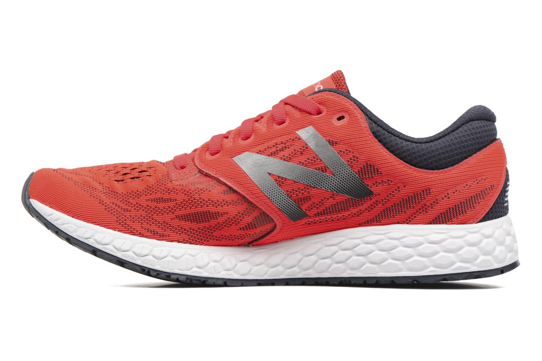 Chaussures de sport New Balance MZANT Orange vue face