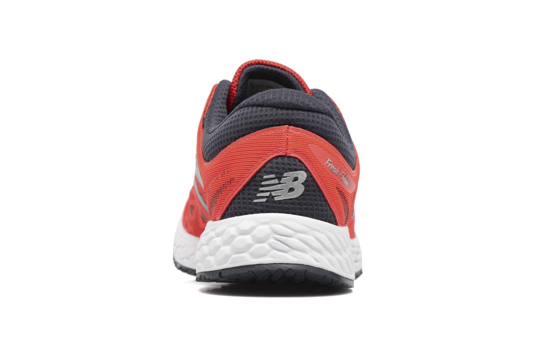 Chaussures de sport New Balance MZANT Orange vue droite